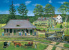 Fair: Canaan Station - 300pc Jigsaw Puzzle by Eurographics