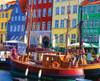 Copenhagen Waterfront - 1000pc Jigsaw Puzzle By Springbok