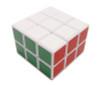 3x3x2 - Puzzle Cube: White