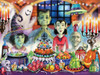 Monster Banquet - 550pc Jigsaw Puzzle by Vermont Christmas Company