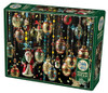 Christmas Ornaments - 1000pc Jigsaw Puzzle By Cobble Hill