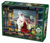 Santa's Hobby - 1000pc Jigsaw Puzzle by Cobble Hill