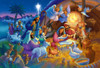 Heavenly Night - 100pc Jigsaw Puzzle by Vermont Christmas Company