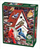Winter Birdhouse - 1000pc Jigsaw Puzzle by Cobble Hill