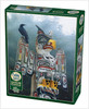 Totem Pole in the Mist - 1000pc Jigsaw Puzzle by Cobble Hill