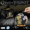 Game of Thrones Globe - 3 inch : 60pc 3D Jigsaw Puzzle By 4D Cityscape