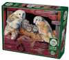 Barn Owls - 1000pc Jigsaw Puzzle by Cobble Hill