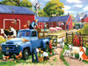 Spring Farm Days - 1000pc Jigsaw Puzzle By Sunsout