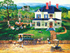 The Ice Wagon - 500pc Jigsaw Puzzle By Sunsout