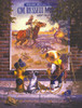 Sidewalk Cowboy - 1000pc Jigsaw Puzzle By Sunsout
