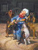 Singing Cowboy - 500pc Jigsaw Puzzle By Sunsout