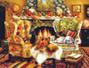Autumn Warmth - 300pc Jigsaw Puzzle By Sunsout