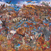 Noah's Clearing - 500pc Jigsaw Puzzle By Sunsout