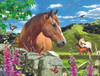 Summer Meadow - 500pc Jigsaw Puzzle By Sunsout