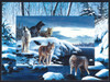 Ice Wolves - 1000pc Jigsaw Puzzle By Sunsout