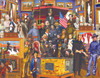 19th Century History - 1000+pc Jigsaw Puzzle By Sunsout