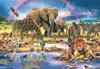 Safari - 200pc Jigsaw Puzzle By Sunsout