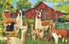 Llamas - 100pc Jigsaw Puzzle By Sunsout