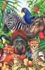Jungle Magic - 100pc Jigsaw Puzzle By Sunsout