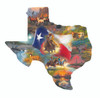 Images of Texas - 1000pc Shaped Jigsaw Puzzle By Sunsout