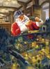 Santa's Railway - 500pc Jigsaw Puzzle By Cobble Hill