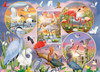 Waterbird Magic - 1000pc Jigsaw Puzzle By Cobble Hill