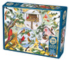 Winterbird Magic - 500pc Jigsaw Puzzle By Cobble Hill