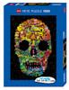 Doodle Skull - 1000pc Jigsaw Puzzle By Heye