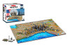 Seattle - 1100pc 4D Cityscape Educational Jigsaw Puzzle