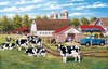 Home on the Farm - 30pc Jigsaw Puzzle By Sunsout