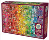 Rainbow Project: Rainbow - 2000pc Jigsaw Puzzle by Cobble Hill