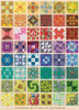Common Quilt Blocks - 1000pc Jigsaw Puzzle By Cobble Hill