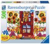 Autumn Birds - 500pc Large Format Jigsaw Puzzle By Ravensburger