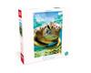 Earthpix:  Turtle Swimmer - 500pc Jigsaw Puzzle by Buffalo Games