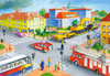 Road Junction - 40pc Jigsaw Puzzle by Castorland