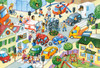Road Collision  - 40pc Jigsaw Puzzle by Castorland