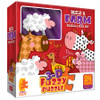 Build a Farm - 24pc 3-D Fuzzy Puzzle and Playset by Ceaco