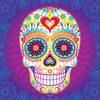 Sugar Skulls: Luminesce - 750pc Jigsaw Puzzle by Ceaco