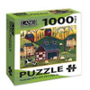 Sunrise Quilt Barn - 1000pc Jigsaw Puzzle by Lang