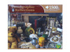 Photographic Reflections: Antiques - 1500pc Jigsaw Puzzle by Karmin