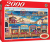 Signature: Ocean Park - 2000pc Jigsaw Puzzle By Masterpieces