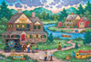Signature: Adirondack Anglers - 2000pc Jigsaw Puzzle By Masterpieces