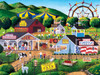 Summer Carnival - 400pc Family Style Jigsaw Puzzle by Masterpieces