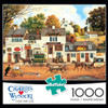 Charles Wysocki: Olde Cape Cod - 300pc Large Format Jigsaw Puzzle by Buffalo Games