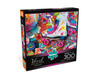 Vivid: Skate Night - 300pc Jigsaw Puzzle by Buffalo Games