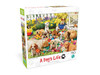 A Dog's Life: Puppy Playground - 750pc Jigsaw Puzzle by Buffalo Games