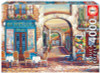 Le Petit Cafe - 4000pc Jigsaw Puzzle by Educa