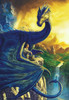 Eragon & Saphira - 500pc Jigsaw Puzzle by Educa