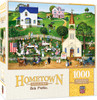 Hometown Gallery: Strawberry Sunday - 1000pc Jigsaw Puzzle by Masterpieces