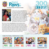 Playful Paws: Puuurfectly Adorable - 300pc EZ Grip Jigsaw Puzzle By Masterpieces